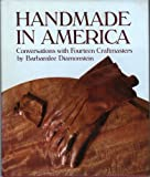 Handmade in America, Barbaralee Diamonstein, 0810910837