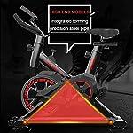 Cyclette-Indoor-Ciclismo-Indoor-Fermo-Protezione-Del-Ginocchio-Silenziosa-E-Silenziosa-Spin-Bike-Biciclette-Per-Allenamento-Fitness-Domestico-Con-Resistenza-Elettromagnetica-Palestra-Per-Tutto-Il