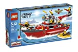LEGO City Fire Ship (7207)