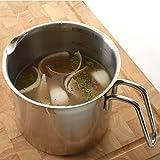 Norpro Krona Stainless Steel 8 Cup Multi Pot, 2
