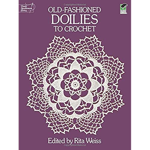 Crochet Lace Patterns Amazon