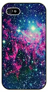 iPhone 5 / 5s Million stars nebula - black plastic case / Space, star, stars