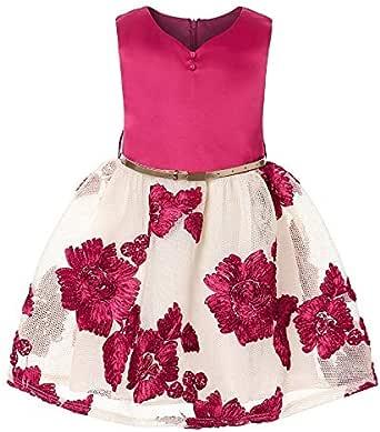 Casual Flower Girl Dress For Girls