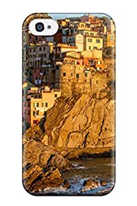 Hot Tpye K Wallpapers Landscape Case Cover For Iphone 4/4s