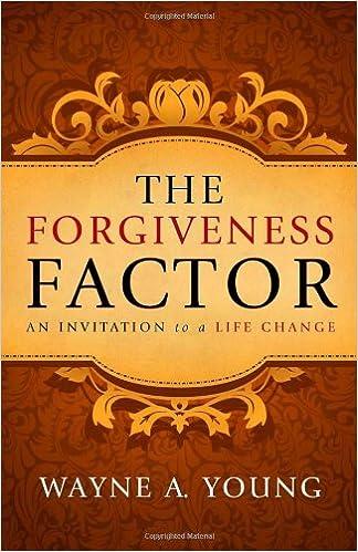 Gratis nedlasting av lydbøker på engelsk The Forgiveness Factor: An Invitation to a Life Change på norsk PDF