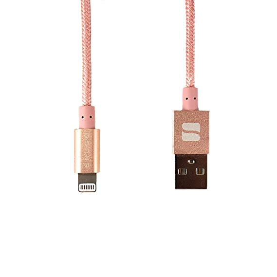Amazon.com: Lightning Cable, Snugg - Multi iPhone Charger [MFi ...
