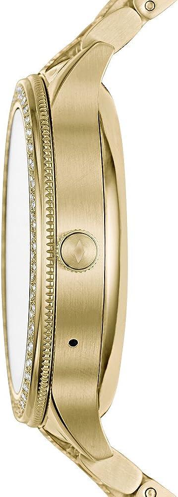 Amazon.com: Fossil Q - Reloj inteligente de acero inoxidable ...