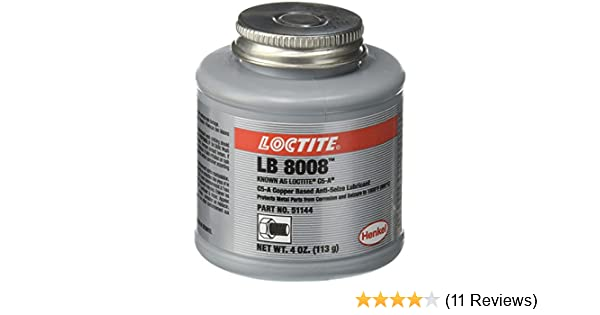 Amazon.com: SEPTLS44251144 - Loctite C5-A Copper Based Anti-Seize Lubricant - 51144: Health & Personal Care
