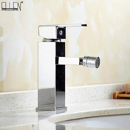 Pleasant Mercury Group Square Solid Brass Toilet Bidet Faucets Beatyapartments Chair Design Images Beatyapartmentscom