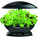 AeroGarden 6 Indoor Garden with Gourmet Herb Seed Pod Kit and Seed Starting System