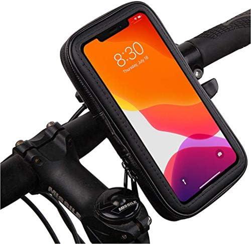 Soporte movil Moto Funda Impermeable Universal Valida telefonos de hasta 6.5