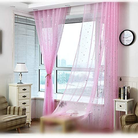 home, kitchen,  home décor 9 picture Kids Room Window Curtain Decoration Rod Pocket Process promotion