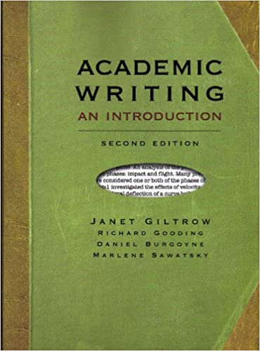 academic writing introduction 3/e pdf