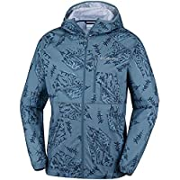 Columbia 1606803 FLASH FORWARD PRINTED, Cortavientos impermeable, Hombre