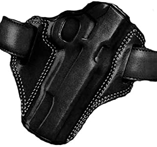 product image for Galco Combat Master Belt Holster for 1911 4-Inch, 4 1/4-Inch Colt, Kimber, para, Springfield, Smith