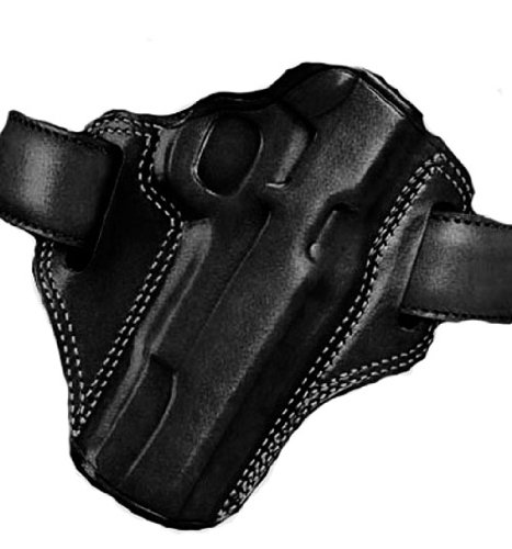 Galco Combat Master Belt Holster for Glock 21, 20 (Black, Right-Hand)