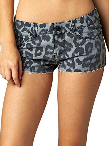 Fox Women's Extinct Board Shorts - Black