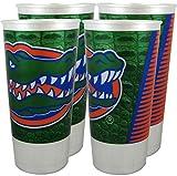 Westrick Florida Gators 24 oz Souvenir Cups - 4/pkg.