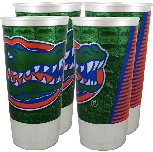 Westrick Florida Gators 24 oz Souvenir Cups - 4/pkg. |