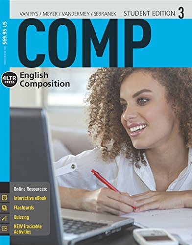 COMP 3 (with CourseMate, 1 term (6 months) Printed Access Card) (New, Engaging Titles from 4LTR Press)