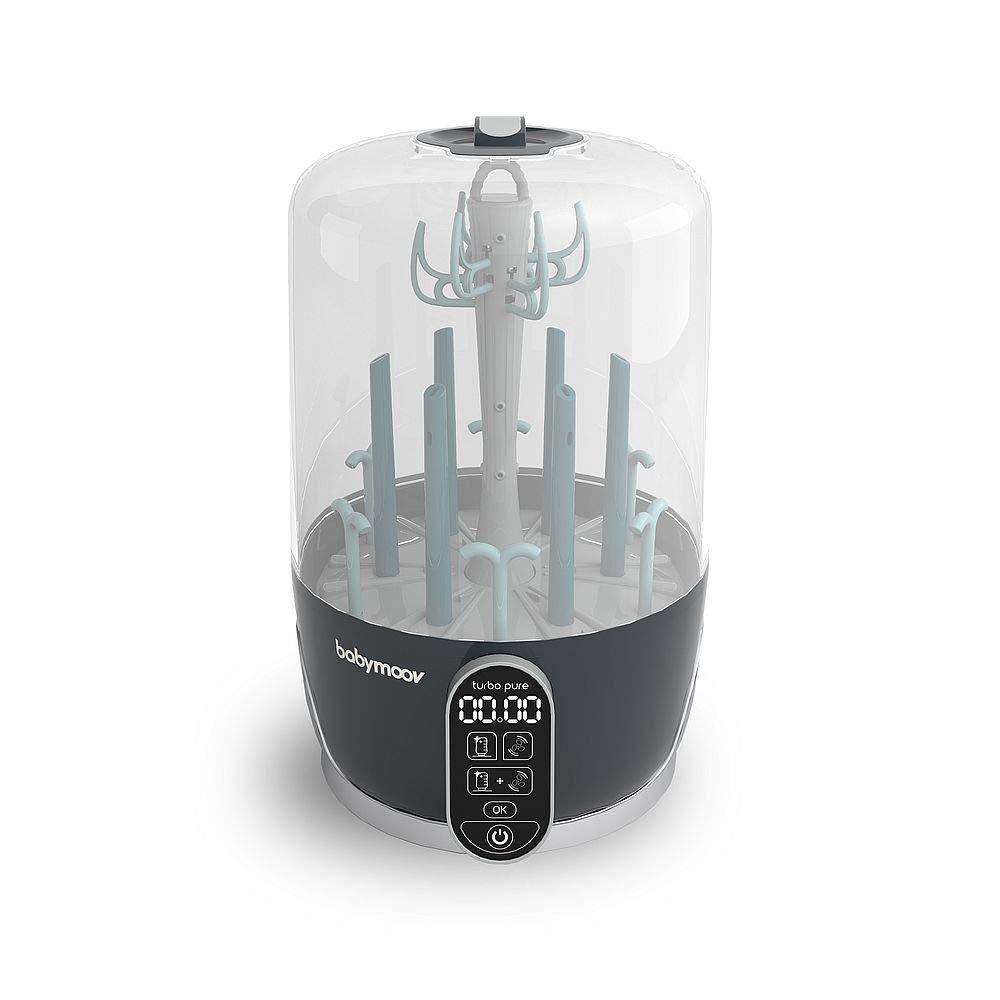 Babymoov Turbo Pure St/érilisateur S/èche-Biberons