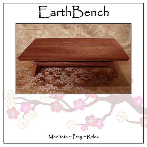 Prayer Stand (EarthBench Shrine Table - Petite Floor Altar (5