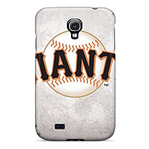 New San Francisco Giants Tpu Cases Covers, Anti-scratch UDP4838jGdz Phone Cases For Galaxy S4