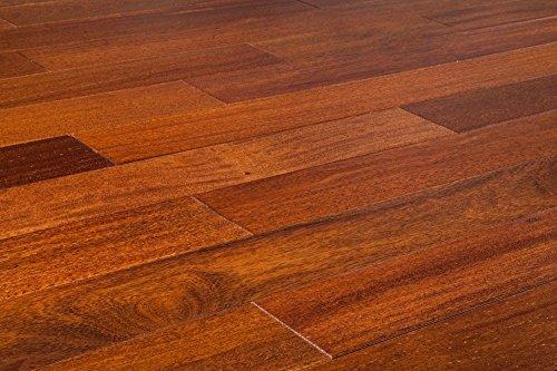 Cappuccino Hardwood Floors - Cumaru (Brazilian Teak) - Solid Wood Floors Teak Flooring (3/4