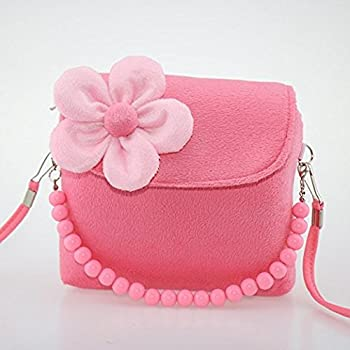 Amazon.com: Pinky Family Girls Purse Kids Handbags Little Girls ...