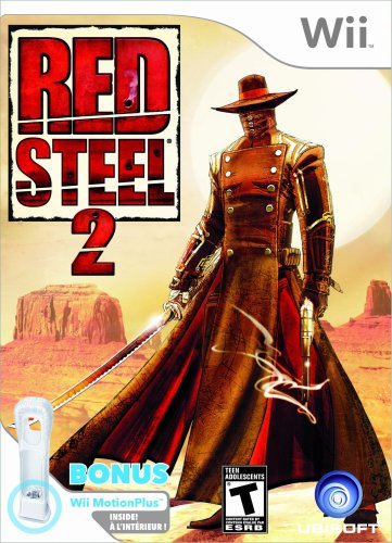Red Steel 2 w/ MotionPlus - Nintendo Wii