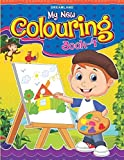 My New Colouring Book 4 (My New Colouring Books)