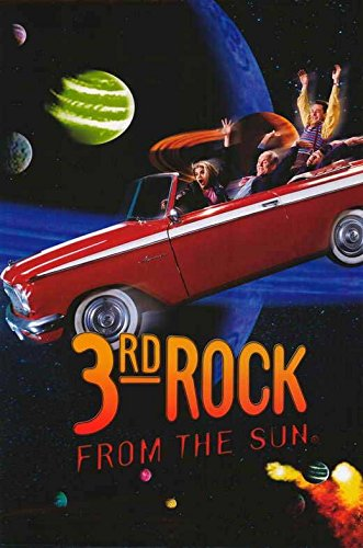 3rd Rock from the Sun 11 x 17 TV Poster