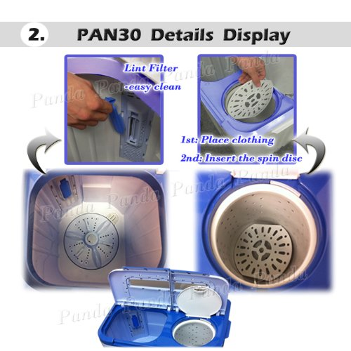 panda 30 washing machine