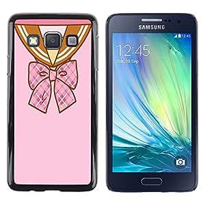 Dragon Case - FOR Samsung Galaxy A3 - time after time - Caja protectora de pl??stico duro de la cubierta Dise?¡Ào Slim Fit