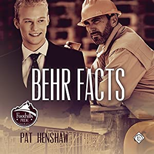 Audio Book Review: Behr Facts by Pat Henshaw (Author) and David Ross (Narrator)