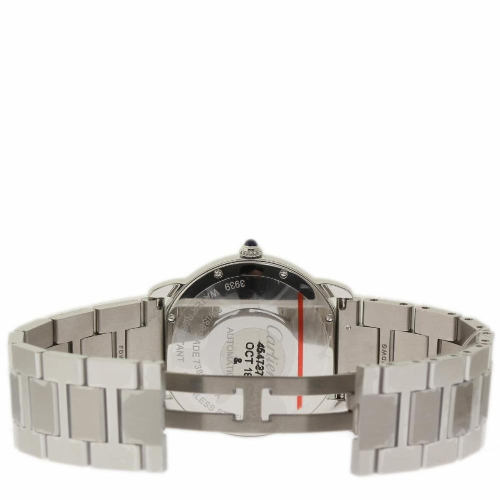 Cartier Ronde Solo swiss-automatic mens Watch WSRN0012 (Certified Pre-owned) by Cartier (Image #3)