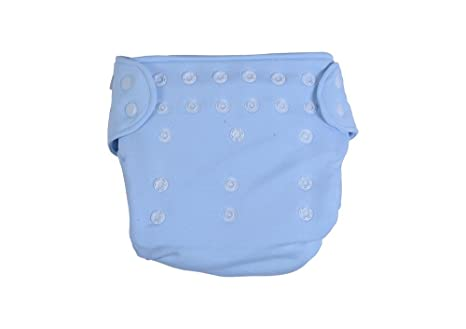 2f8094b03422 Buy Quick Dry Reusable Diaper (Blue) Online at Low Prices in India -  Amazon.in