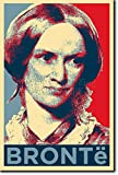 Emily Bronte Art Print 'Hope' - 12x8 High Quality Photographic Poster - Unique Art Gift