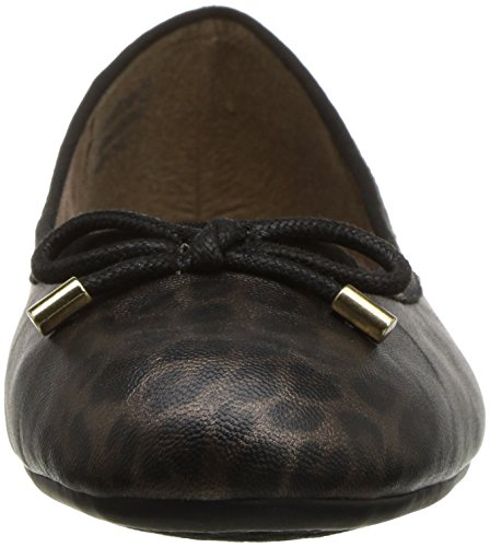 by Aerosoles Ballet Combo Flat Women's Leopard Cheer A2 Good rrzvFB5q