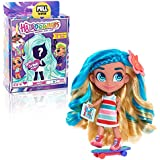Kids Girls Girls Toys Dolls Hairdorables ‐ Collectible Surprise Dolls and Accessories: Series 1 (Styles May Vary) 1, Multicolor and Bonus (1) Donut Lipgloss