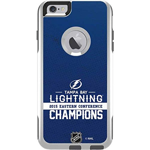 NHL Tampa Bay Lightning OtterBox Commuter iPhone 6 Plus Skin - Tampa Bay Lightning 2015 Eastern Conference Champions by Skinit
