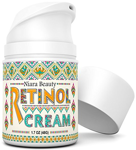 retinol cream moisturizer for face eyes anti aging wrinkles fine lines acne scars even. Black Bedroom Furniture Sets. Home Design Ideas