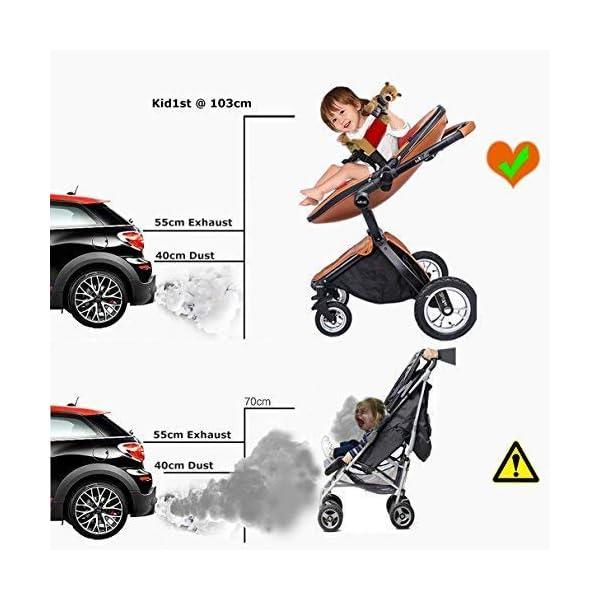 Baby Stroller 2019 Pram Stroller Bassinet Stroller Combo Kid1st Egg Stroller Vista Travel System For New Born To Toddler Cruz Baby Jogger For Hot