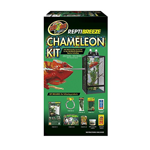 Zoo Med ReptiBreeze Chameleon Kit by Zoo Med