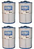 Unicel C-7350-4 Replacement Filter Cartridge (4 Pack)