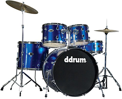 ddrum D2 PB D2 Drum Set 5 Piece, Police ()