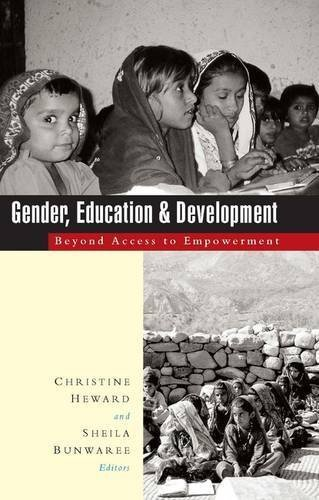 Gender, Education and Development: Beyond Access to Empowerment by Christine Heward (1998-01-05)