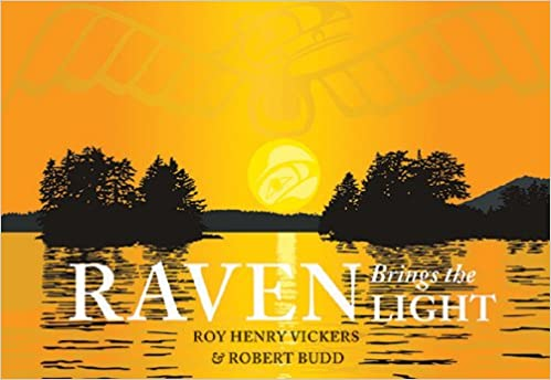 Image result for raven brings the light  cloud walker