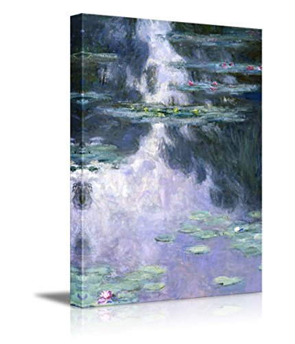 Claude Monet Water Lilies Nymphe Impressionist Art