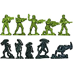 Diamond Select Toys Aliens vs. Colonial Marines Army Builder Bag (35 Count)